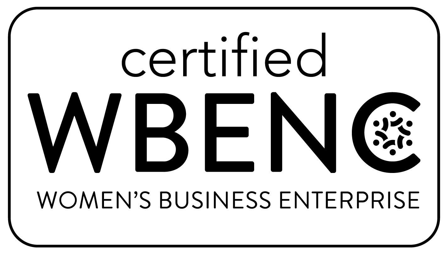Certified Women's Business Enterprise logo